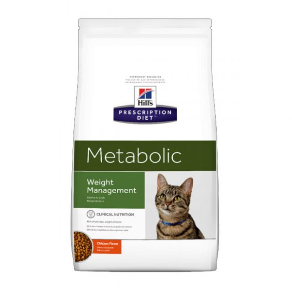 Hills Metabolic Cat Food