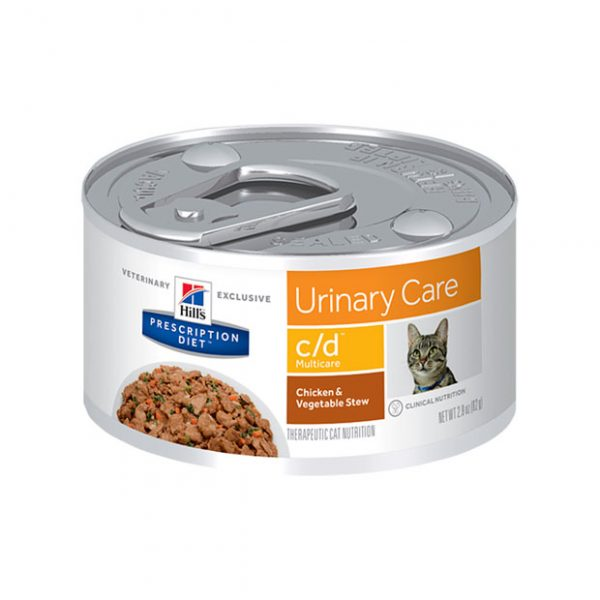 Hills cd Cat Cans Food