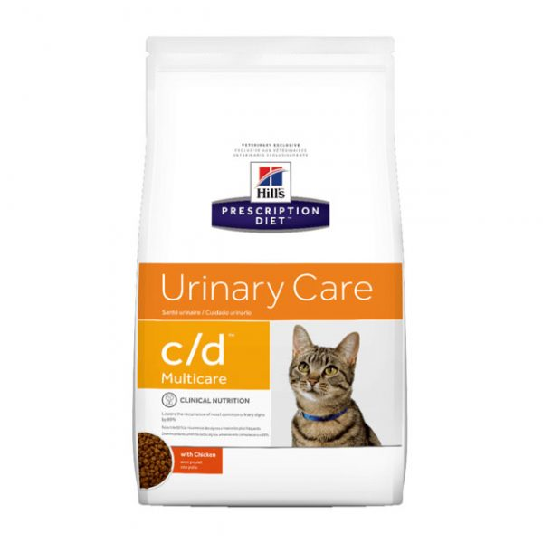 Hills cd Multicare Cat Food