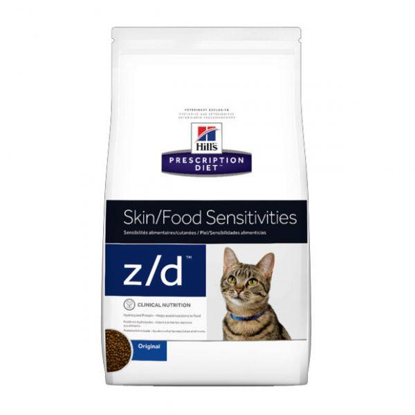 Hills Z/D Cat Food