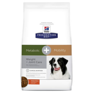 Hill's Prescription Diet Metabolic Plus Mobility Dry Dog Food