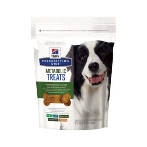 Hill's Prescription Diet Metabolic Treats Dog Food 340g