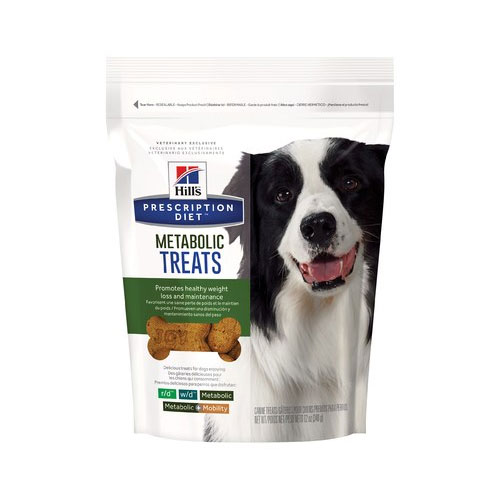 Hill's Prescription Diet Metabolic Treats Dog Food 340g