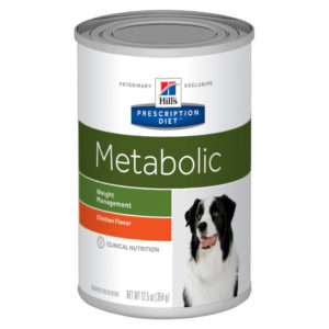Hill's Prescription Diet Metabolic Weight Management Dog Food 370g