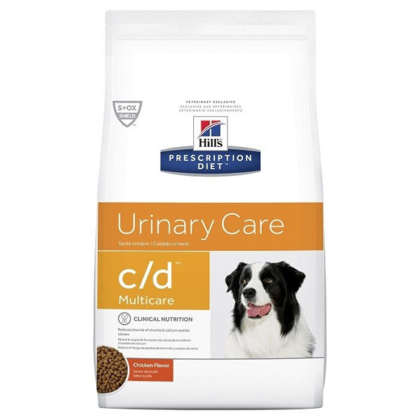 Hill's Prescription Diet c/d Multicare Urinary Care Dry Dog Food