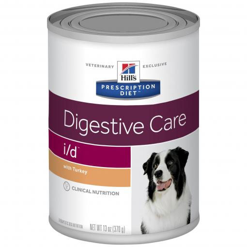 Hill's Prescription Diet i/d Digestive Care Dog Food 370g