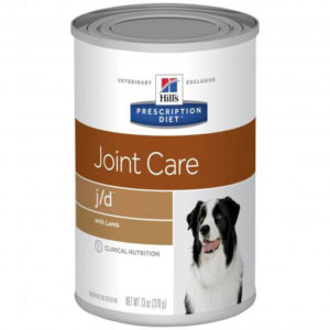 Hill's Prescription Diet j/d Joint Care Dog Food 370g