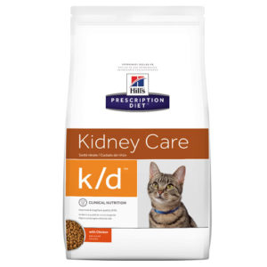 Hill's Prescription Diet k/d Kidney Care Dry Cat Food