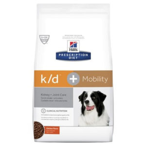 Hill's Prescription Diet k/d Plus Mobility Dry Dog Food
