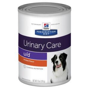 Hill's Prescription Diet u/d Urinary Care Dog Food 370g