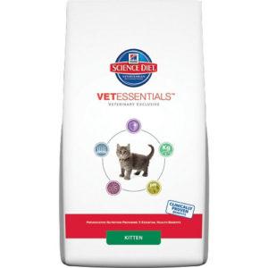 Hill's Science Diet VetEssentials Kitten Dry Food 2.5kg