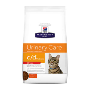 Hills c/d Stress Cat Food