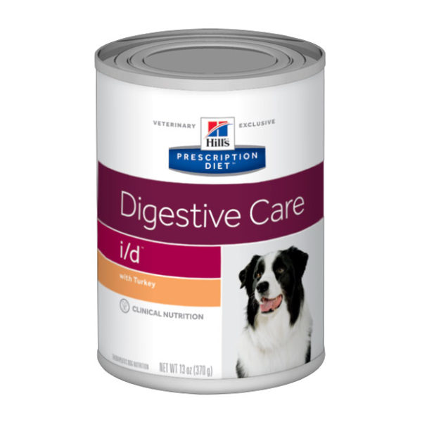 Hills i/d Dog Food Can