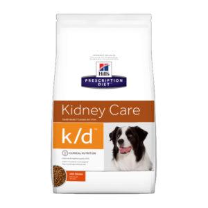 Hills k/d Dog Food