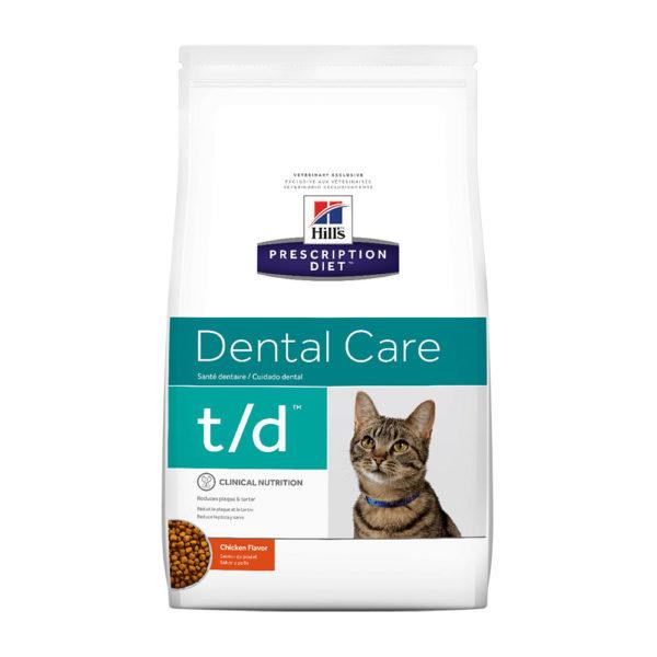 Hills t/d Cat Food