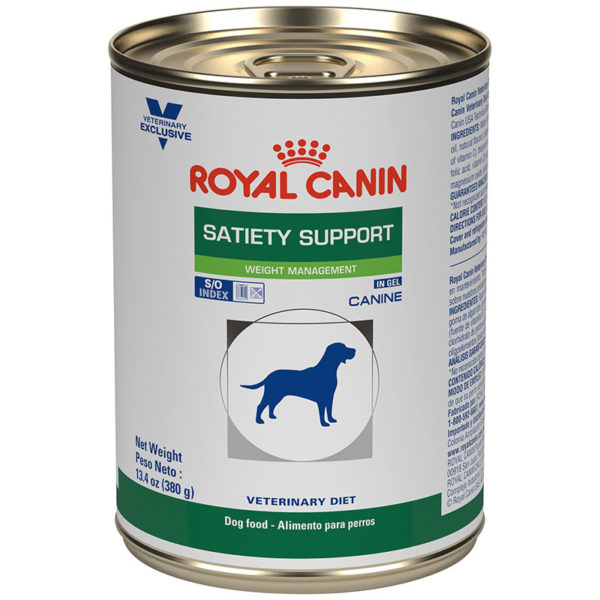 Royal Canin Satiety Dog Food 12 x Cans