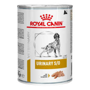 Royal Canin Urinary S/O Dog Food 12 x Cans