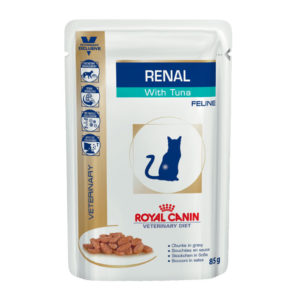 Royal Canin Renal Tuna Cat Food