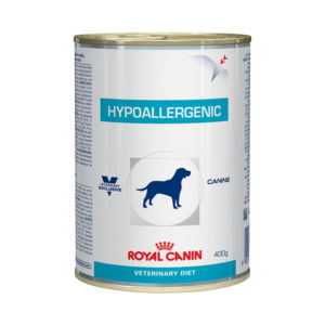 Royal Canin Hypoallergenic Dog Food Can