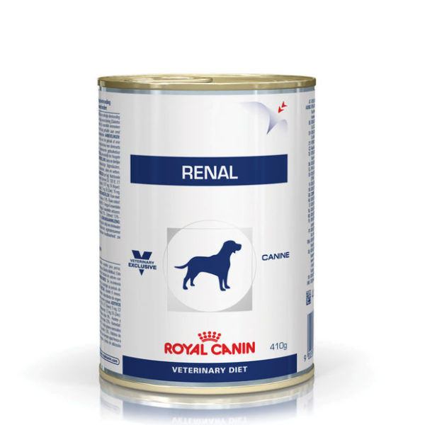 Royal Canin Renal Dog Food Can